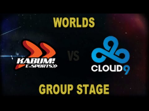 KBM vs C9 - 2014 World Championship Groups C and D D4G1