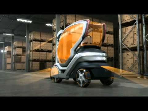 The Doosan Intelligent Concept Forklift [HQ]