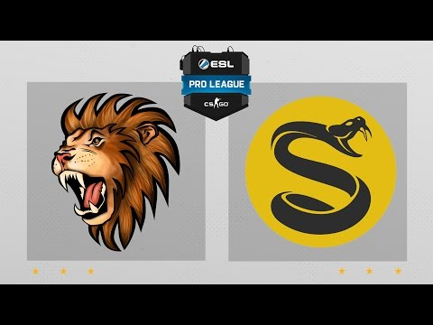 CS:GO - Selfless Vs. Splyce [Train] Map 1 - ESL Pro League Season 4 - NA Matchday 15
