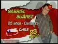 Hoy tengo ganas de ti de Gabriel Suarez