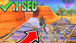 TIP to Build FAST on Console! How to Build Faster in Fortnite! (Ps4/Xbox Building Tips and Tricks)