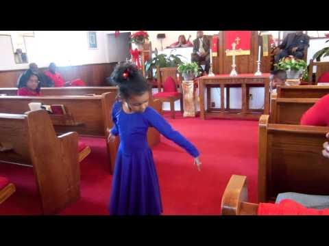 Take Me to the King praise dance  Kayla!