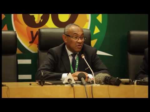 SportCAF: Ahmad nouveau président de la CAF