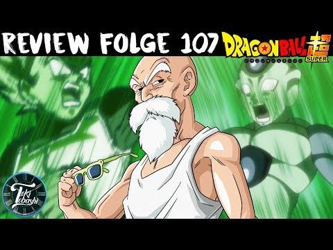 Die Technik die nie Funktioniert - Folge 107 Review Dragonball Super
