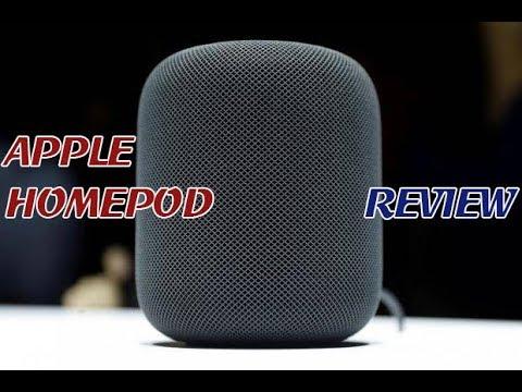 Apple HomePod Smart Speaker 2018