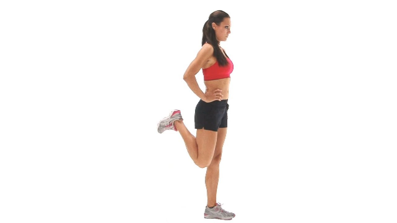 Hamstring Exercise Without Weights Hamstring Exercise Standing