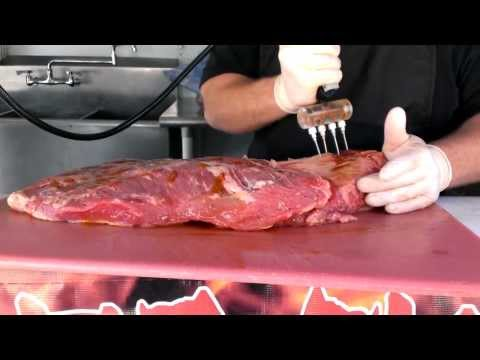 Chop's Power Injector System vs Brisket