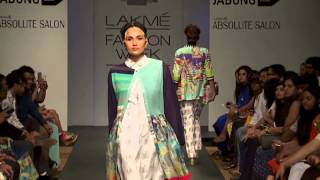 Quirk Box Spring Summer Resort 2014  - Lakme Fashion Week