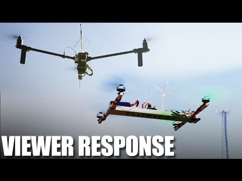 Flite Test - Tricopter vs Quadcopter - Viewer Response