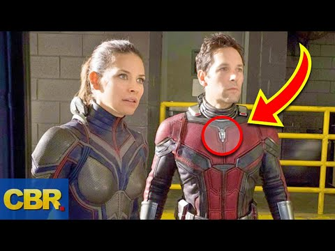 "10 Things Marvel Doesn't Want You To Know About ""Ant-Man and the Wasp"" en streaming"