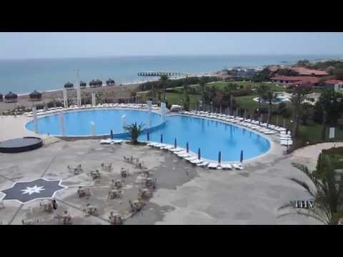 Hotel Starlight Convention Center Thalasso & Spa, Side Turkey