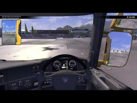 Mgh Plays: TRUCK DRIVING WITH ELIN - EPISODE #1
