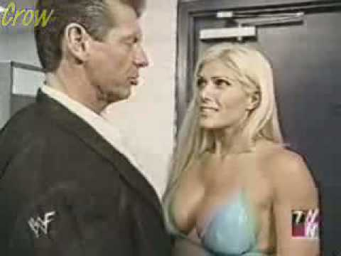 Torrie Wilson Kissing Vince Mccahon video