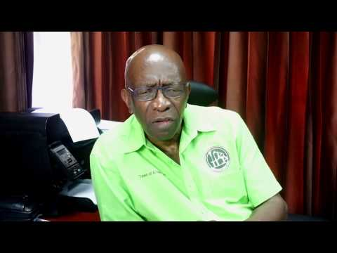 Jack Warner thanks the Nation and Respond to FFA 2.9M Claim