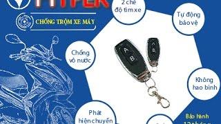 Chống trộm xe máy HYPER