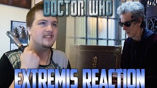 Doctor Who Series 10 Episode 6: Extremis Reaction
