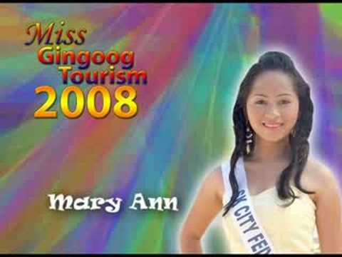 Gingoog Tourism 2008 Candidates