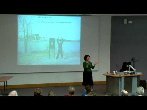 Part 2: UCL-Energy seminar: Renee Lertzman 'The Myth of Apathy: Going Beyond Behaviour Change'