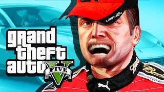 Grand Theft Auto V: GIVE ME THAT CAR - Part 58