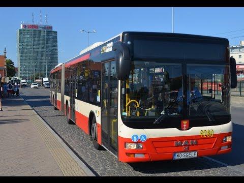 Autobusy ZKM Gdańsk 2014r.