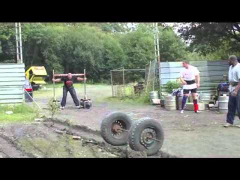 Strongman Training for worlds strongest man 2011  Jack & Felix Image 1