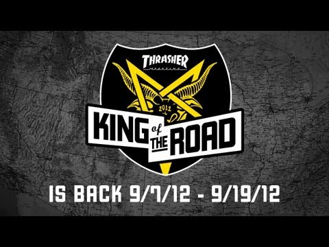 KING OF THE ROAD 2012 IS ON!