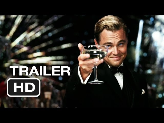 The Great Gatsby Official Trailer #2 (2012) - Leonardo DiCaprio Movie HD