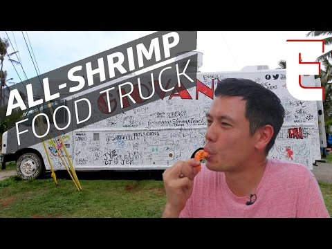 The Garlic Shrimp Truck That Has Taken Over Oahu's North Shore — Dining on a Dime