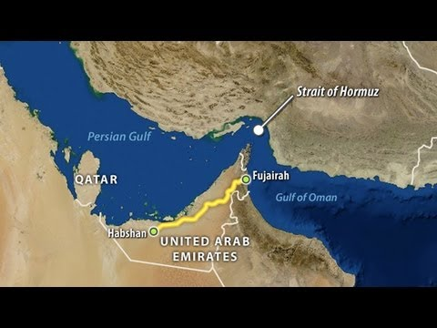 Oil Exporting Alternatives in the Persian Gulf (Dispatch)