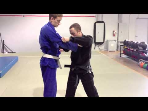 Eugene BJJ | O Goshi | Judo With Ryan Cunningham | PGBJJ.COM Image 1