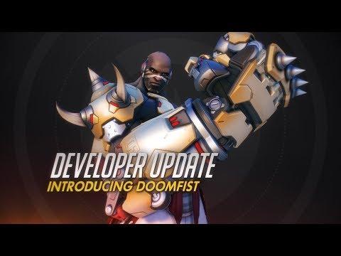 Developer Update | Introducing Doomfist | Overwatch (EN subtitles)