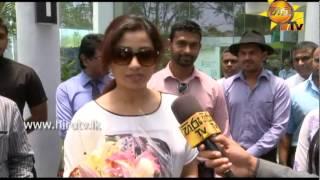 ශ්රෙයා ගෝෂාල් දිවයිනට පැමිණි අවස්ථාවේ වීඩියෝව  Hiru TV Proudly Presents Shreya Ghoshal Live in Conc