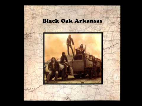 Black Oak Arkansas - Memories At The Window