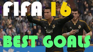 FIFA 16 - THE BEST GOALS part 2