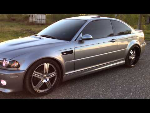 BMW M3 + Best Audio System with Subwoofer