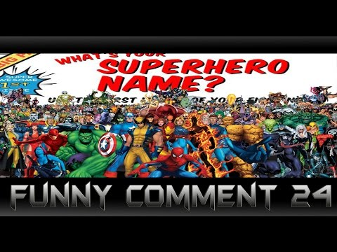[ชื่อฮีโร่ที่หล่อเฟี้ยวที่สุด!]comic world daily