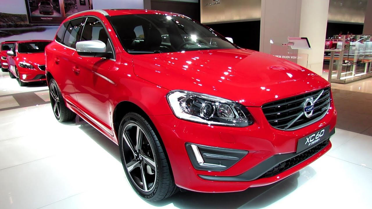 2014 volvo xc60 d5 awd r design exterior and interior walkaround 2013 frankfurt motor show. Black Bedroom Furniture Sets. Home Design Ideas