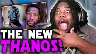 "The new ""Thanos"" is here! (Jonathan Majors Cast As Kang the Conqueror!)"