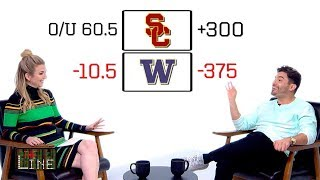 College Football Week 5 Betting Preview The Line Sports Illustrated