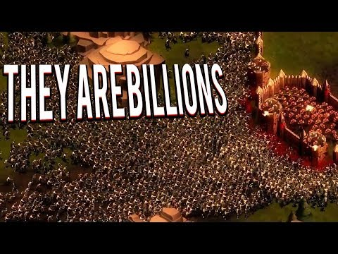 THE LAST STAND - THEY ARE BILLIONS GAMEPLAY LETS PLAY