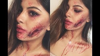 Zombie Sexy Disfraz para halloween (facil)/Halloween Costume 🎃