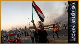 Iraq protests: Taking on the establishment, fighting to be heard | The Listening Post (Full)