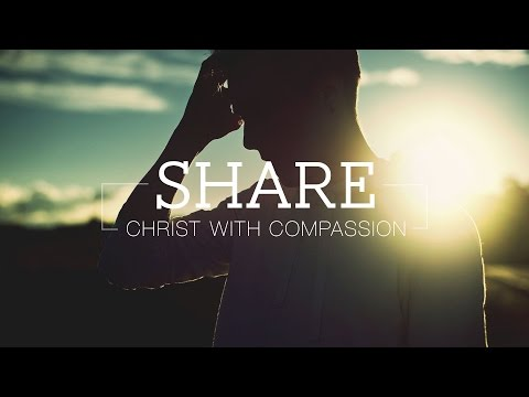 Share Christ with Compassion - Bong Saquing