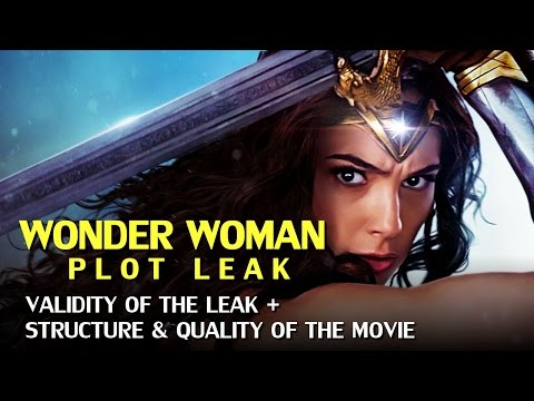 Wonder Woman Plot Leak: Validity, Structure and Ultimate Quality