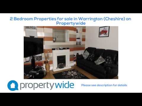 2 Bedroom Properties for sale in Warrington (Cheshire) on Propertywide