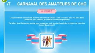 Carnaval des Amateurs de Chocolat – Partie 2 - Quête/Event – Les SFP avec Jane Steward –