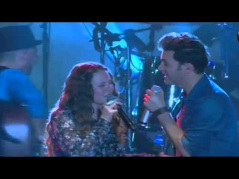 Me quiero enamorar - Jesse y Joy con Axel en el Luna Park (14/11/13)