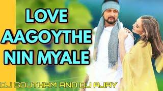 LOVE_AAGOYTHE NIN MYALE DJ GOUTHAM AND DJ AJAY