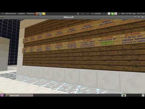 Server de Minecraft 1.5.2 sin hamachi Pirata/No premium 0 lag español y 100 slo