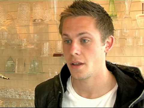 Player of the Season Gylfi Sigurdsson